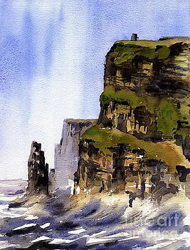 Val Byrne - The Cliffs of Moher, Co. Clare