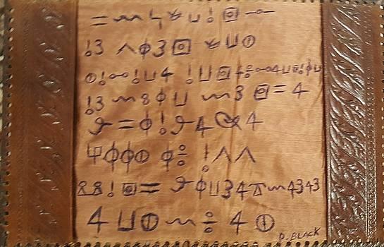 The Codex Eternal by Darrell Black