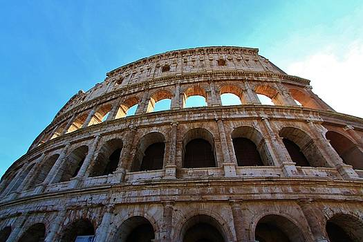 The Coliseum  by Catie Canetti