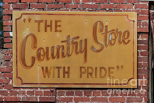 The Country Store with Pride by Dale Powell