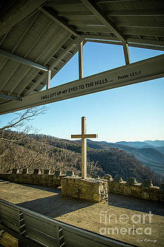 Reid Callaway - The Cross Pretty Place Chapel Wedding Venue Camp Greenville South Carolina Art