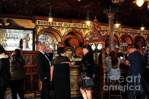 Bob Phillips - The Crown Liquor Saloon