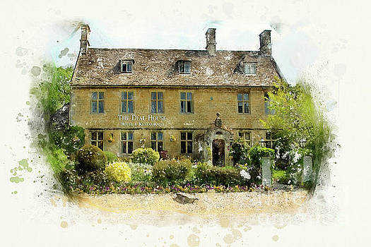 The Dial House, Bourton-on-The-Water by John Edwards