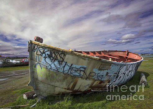 The Dream Boat by Mitch Shindelbower