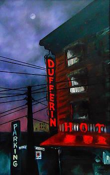 The Dufferin Hotel by Corinne Palmer