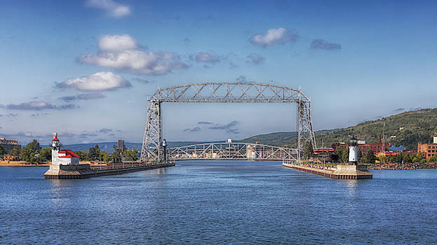 Susan Rissi Tregoning - The Duluth Ship Canal