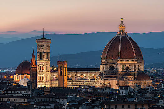 The Duomo by Randy Lemoine