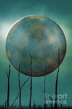 Benjamin Harte - The Dystopian Moon
