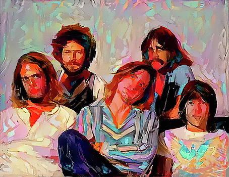 The Eagles by Paul Van Scott