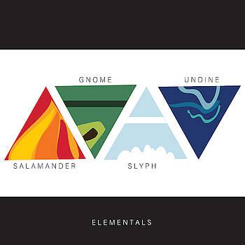 The Elementals by Nisha Desai