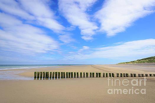 The Empty Beach by Johan Vanbockryck