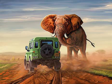 The Encounter by Anthony Mwangi