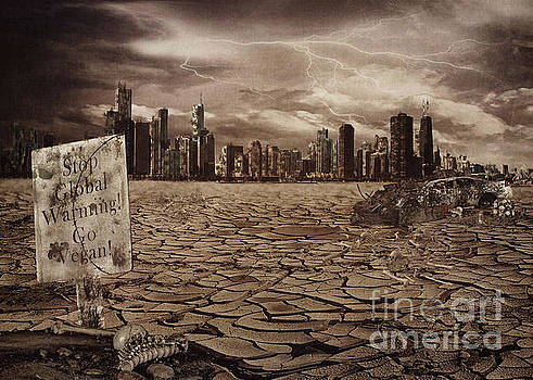The End Chicago by Kelley Freel-Ebner