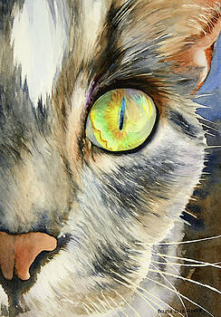 The Eye of the Kitty by Brenda Beck Fisher