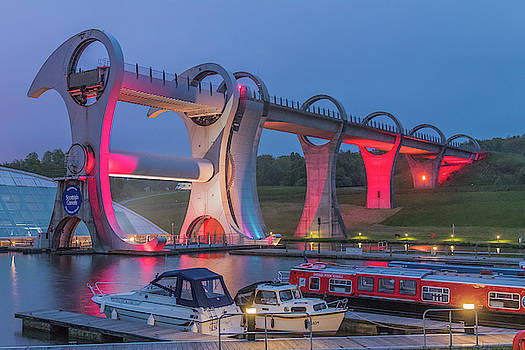 ReDi Fotografie - The Falkirk Wheel