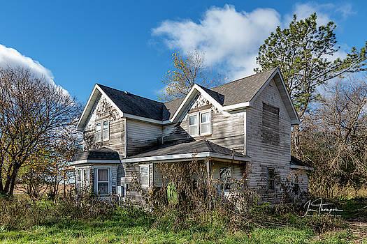 The Farmhouse Near Bruce by Jim Thompson