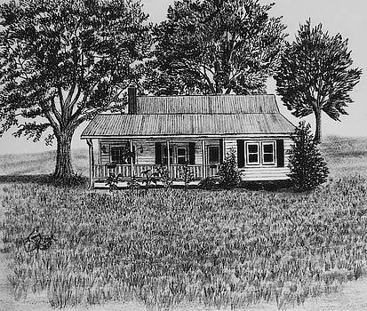 The Farmhouse  by Tony Clark