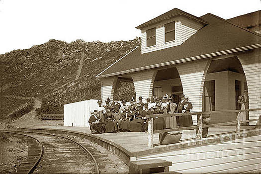 California Views Archives Mr Pat Hathaway Archives - The first Tavern of Tamalpais Marin County,  built in 1896, Circ