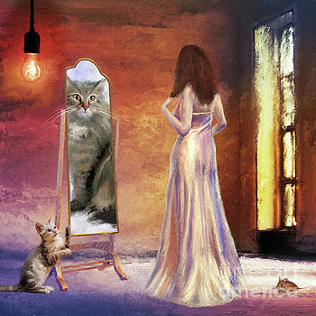 The Fitting Room by Anne Vis
