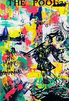 The Fool by Intuitive Minds Fine Art and Graphics