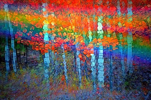 The Forest Breathes in Colour by Tara Turner