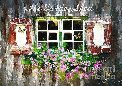 The Garden Shed by Tina LeCour