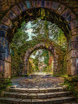The Gateway Glendalough by Paul Wear