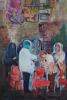 The Gathering by Edwin Jumalon