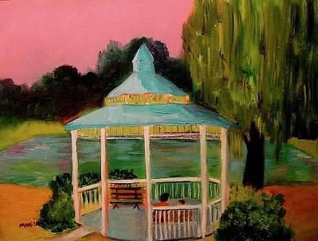 The Gazebo by Marita McVeigh