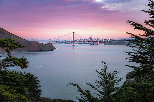 The Golden City  by Bryan Xavier