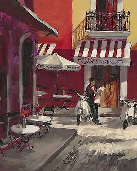 The Good Life Wall Art by Brent Heighton