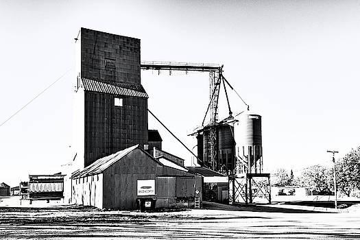 The Grain Elevator by Jim Thompson