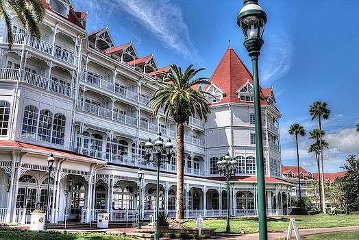 The Grand Floridian by Randy Dyer