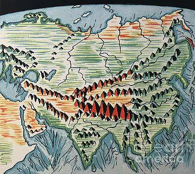 Flavia Westerwelle - The Great Asiatic-European Plain