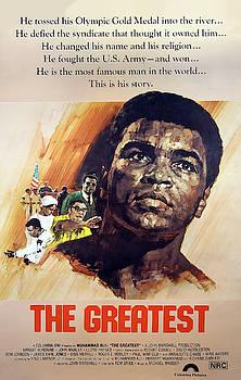 Daniel Hagerman - THE GREATEST MOVIE - MUHAMMAD ALI LOBBY PROMO 1977