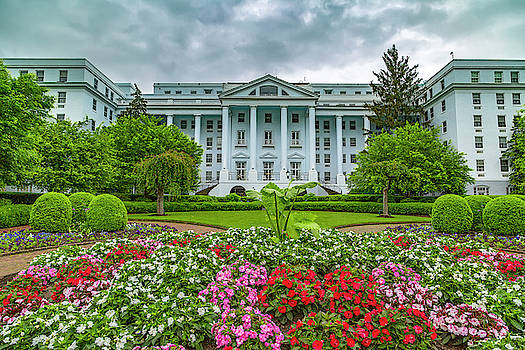 The Greenbrier by Betsy Knapp