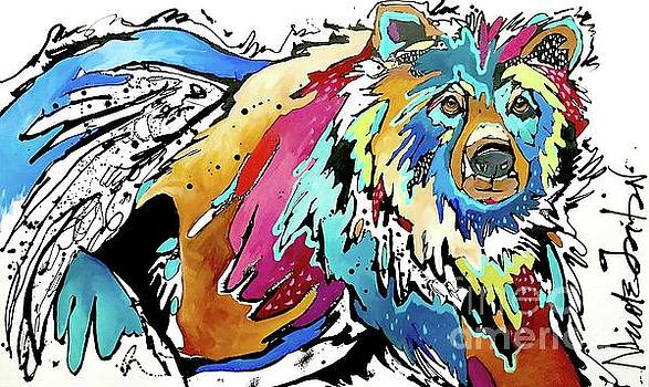 The Grizzly Details by Nicole Gaitan