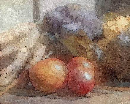 The Harvest by Don Berg