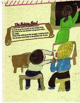 The Helping Hand by Elinor Helen Rakowski
