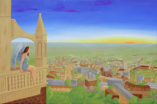 The High Rise Faerie by Gemma Beynon