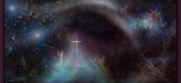 Freddy Kirsheh -  The Holy Crucifixion