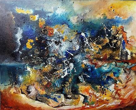 Wolfgang Schweizer - the insane night