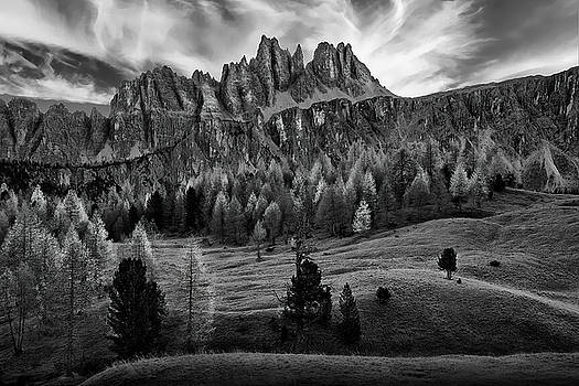 Jon Glaser - The Italian Alps