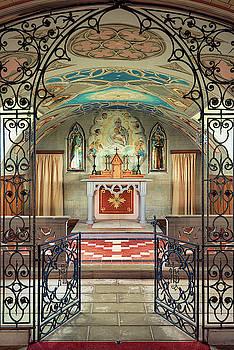 The Italian Chapel II by Dave Bowman