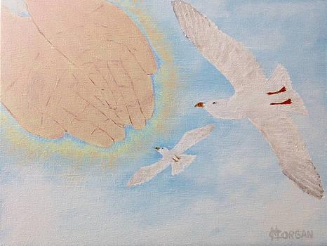 The Journey by Cynthia Morgan