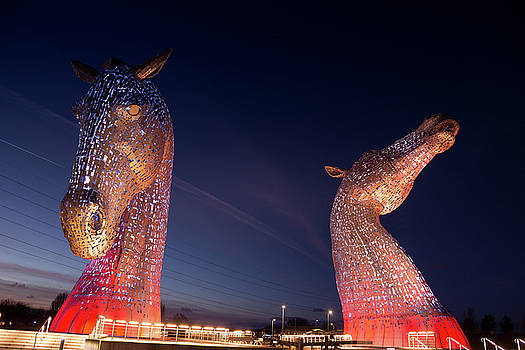 Alister Harper - The Kelpies