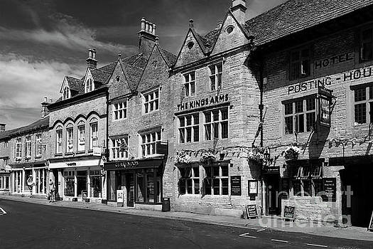 The Kings Arms Coaching Inn, Stow on the Wold by Dave Porter