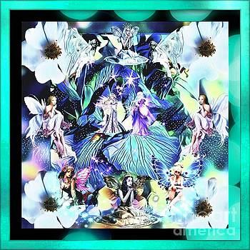 The Land Of Butterfly Fairy Tales by Debra Lynch