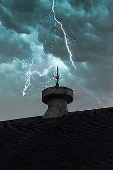 The Lightening Rod by Andrea Swiedler