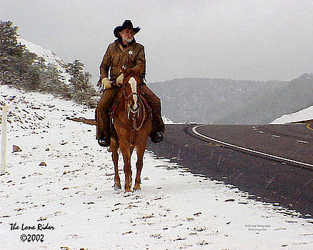 The Lone Ranger by Matalyn Gardner